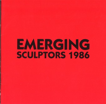 Emerging Sculptors 1986 001