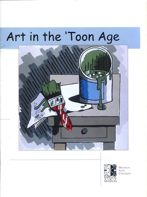 Kresge - Cover Art in the Toon age